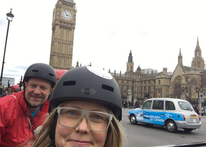 Bike Tours London Big Ben