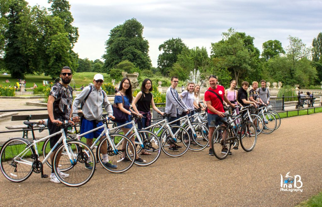 bike tour London notting hill bike tours